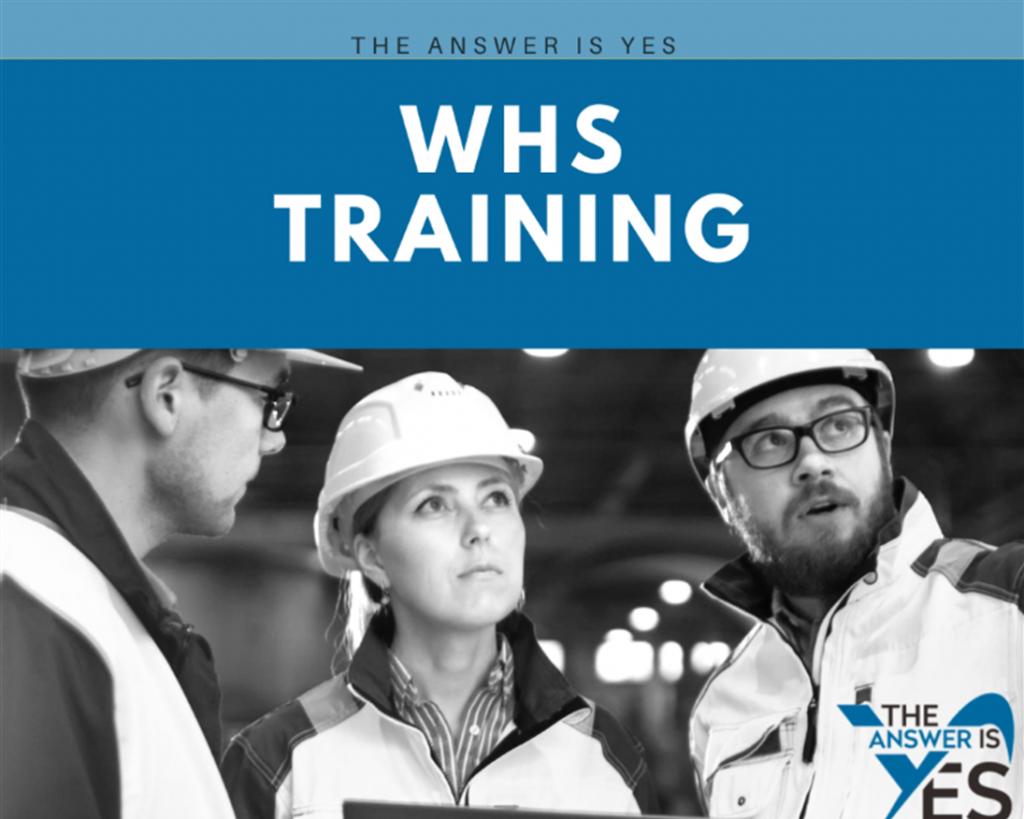Work Health & Safety Training
